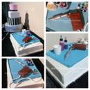 130x130 sq 1383259562400 tattoo gun grooms cake collage 06012012.gs