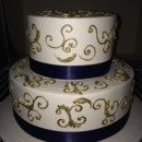 130x130 sq 1485745314988 elelgant wedding cake