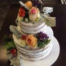 130x130 sq 1485745327682 naked wedding cake