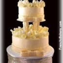 130x130 sq 1485745368869 tall wedding cake