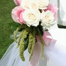 130x130 sq 1465497844447 aisle flower in pink and white
