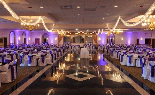 Gaslite Manor Banquets Aurora Il Wedding Venue