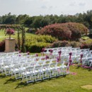 130x130 sq 1374621068401 fuchsia and purple wedding ceremony
