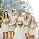 130x130 sq 1503413207 5a983d9504e06531 1503412934437 bridesmaids in pale taupe 600x819