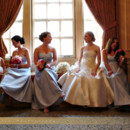 130x130 sq 1467986805854 bridal party sitting on bench peter thurin