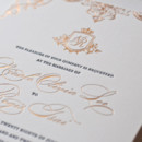 130x130 sq 1416240744882 collection palais regal gold wedding invitation 2