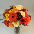 130x130 sq 1474912952839 autumn bouquet with gerbera and callas 92016