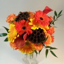 130x130 sq 1474913197939 fall bouquet with gerbera 92016