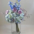 130x130 sq 1474913279721 lav roses blue hydrangea 92016