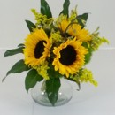 130x130 sq 1474913653152 sunflowers and solid dago bouquet 9 2016