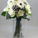 130x130 sq 1474913676555 white bridal bouquet 92016