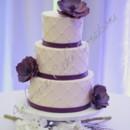 130x130 sq 1378783312248 rszlapiscolorflowerweddingcake