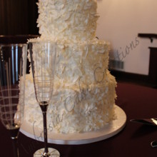 220x220 sq 1378780651071 rszcoconutweddingcake