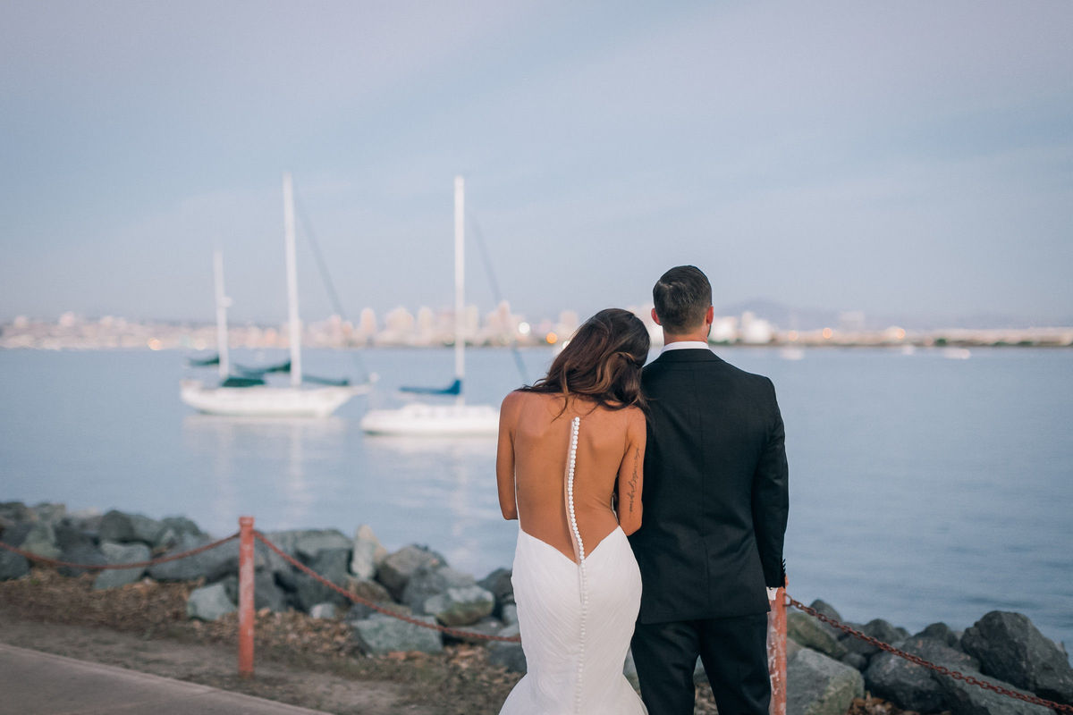 San diego wedding venues reviews for 264 venues hilton san diego airportharbor island junglespirit Gallery