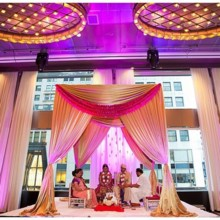 220x220 sq 1431971637391 indian wedding in manhattan ballroom