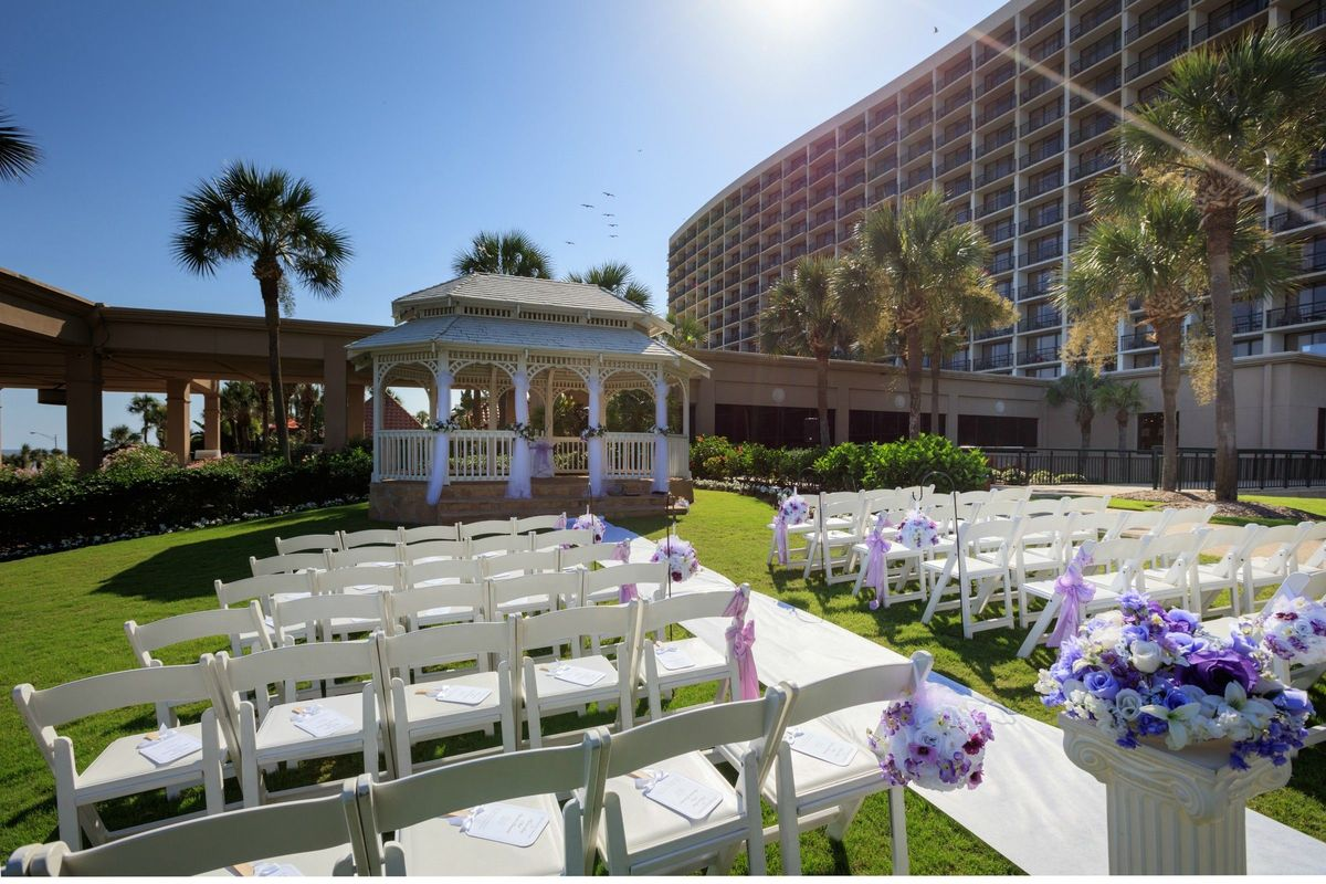 the san luis resort spa conference center venue galveston tx weddingwire. Black Bedroom Furniture Sets. Home Design Ideas