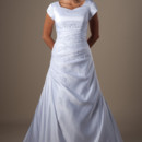 130x130 sq 1429324533697 modest wedding dress baldwin front