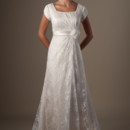 130x130 sq 1429324548564 modest wedding dress breckenridge front