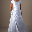 130x130 sq 1429324612004 modest wedding dress harrison front