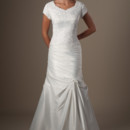 130x130 sq 1429324705715 modest wedding dress marcelo front
