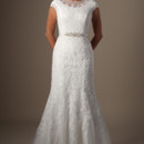 130x130 sq 1429324738967 modest wedding dress mj10m front