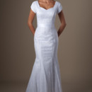 130x130 sq 1429324805134 modest wedding dress powell front