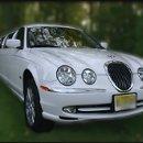 130x130 sq 1195844542374 jaguar limousine