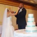 130x130 sq 1414620429627 bride goom cake1