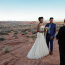130x130 sq 1431636372750 valley of fire wedding at chapel of the flowers la