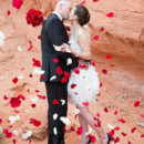 130x130 sq 1431637984407 valley of fire wedding at chapel of the flowers la