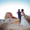 130x130 sq 1431638531957 valley of fire wedding at chapel of the flowers la
