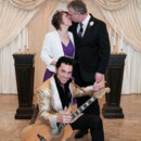 130x130 sq 1431641102460 las vegas elvis wedding by chapel of the flowers i