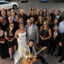 130x130 sq 1431641383667 elvis wedding at chapel of the flowers las vegas w