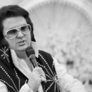 130x130 sq 1431641669497 elvis wedding at chapel of the flowers las vegas w