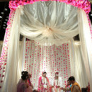 130x130 sq 1426166545216 pink carnation mandap south asian wedding