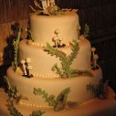 130x130 sq 1358279668676 woodlandsweddingcake