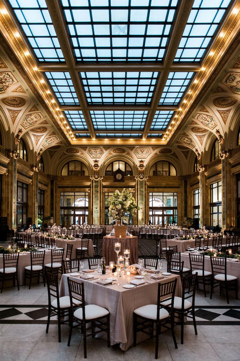 The Pennsylvanian Venue Pittsburgh Pa Weddingwire