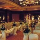 130x130 sq 1405529380401 ceremony with chair covers by celebrations design