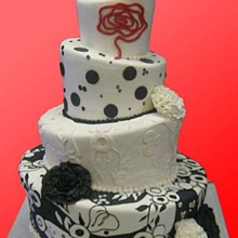 220x220 sq 1316385640997 weddingcake