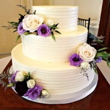 220x220 sq 1488481802994 jcakes wedding cake