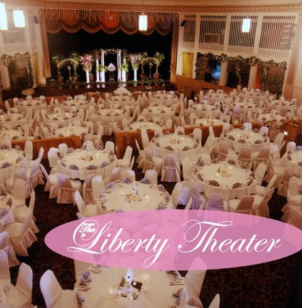 The Liberty Theater Venue Puyallup Wa Weddingwire
