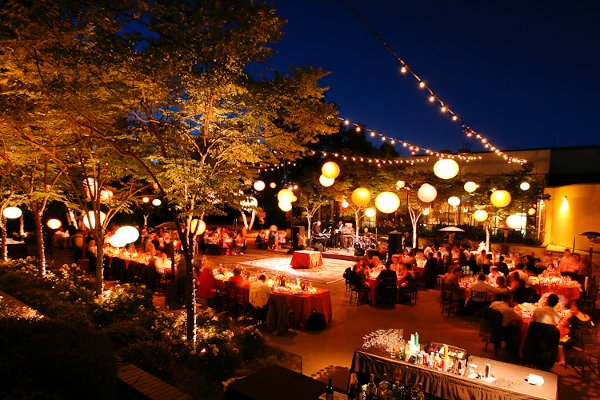 Mountaingate country club los angeles ca wedding venue Garden wedding venues los angeles