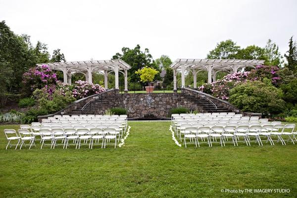 Tower Hill Botanic Garden Boylston Ma Wedding Venue