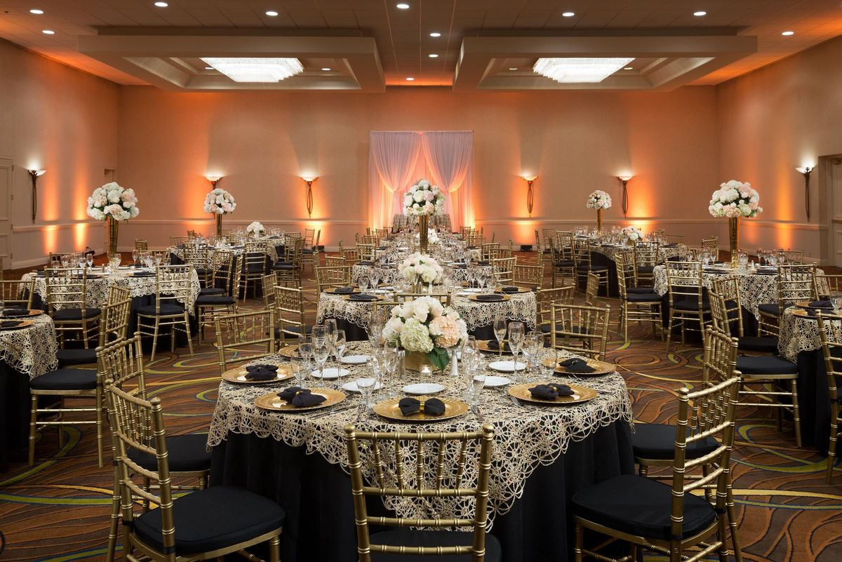 Doubletree by hilton los angeles westside venue culver city ca weddingwire - Small event spaces los angeles ideas ...