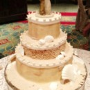 130x130 sq 1388426457815 logo sand castle wedding cake cop