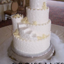 130x130 sq 1388426467363 sand castle beach wedding cake  uwc cop