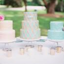 130x130 sq 1416252687252 mulitple wedding cakes   paula player