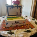 130x130 sq 1483474080227 yeti grooms cake