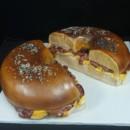 130x130 sq 1483474176668 breakfast bagel grooms cake
