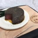 130x130 sq 1483474189868 steak grooms cake 2